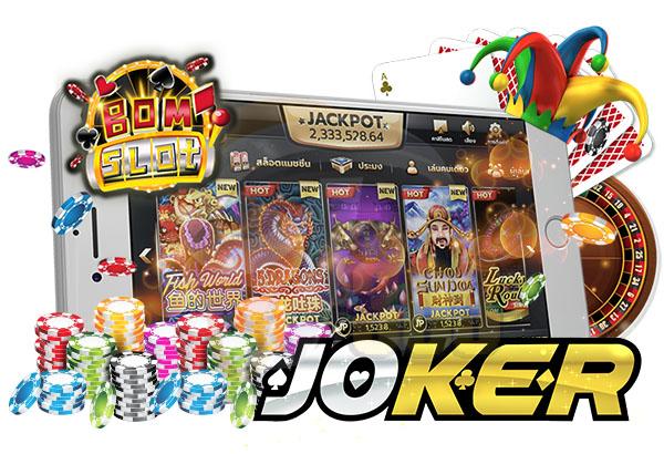 Tanda Bandar Judi Slot joker123 Online yang Terbaik